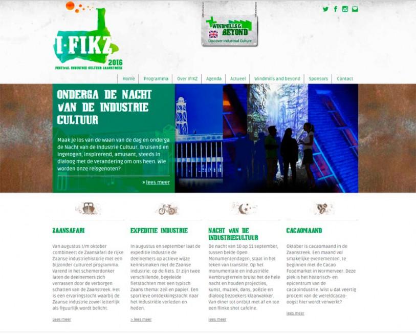 Webdesign IFIKZ