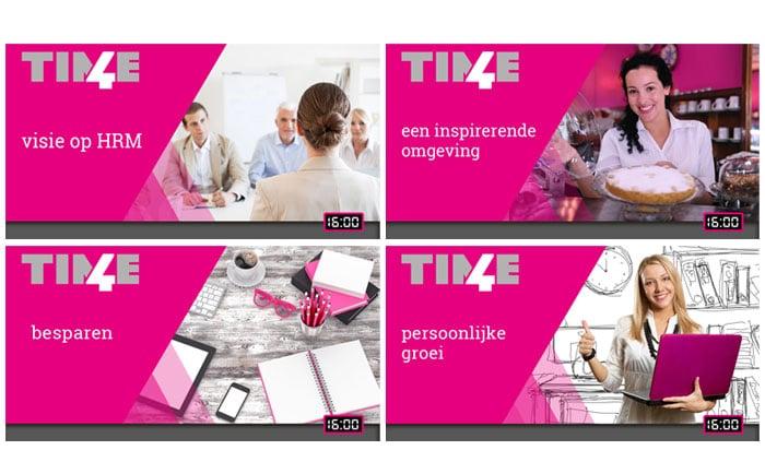facebookcampagne Time4Bizz