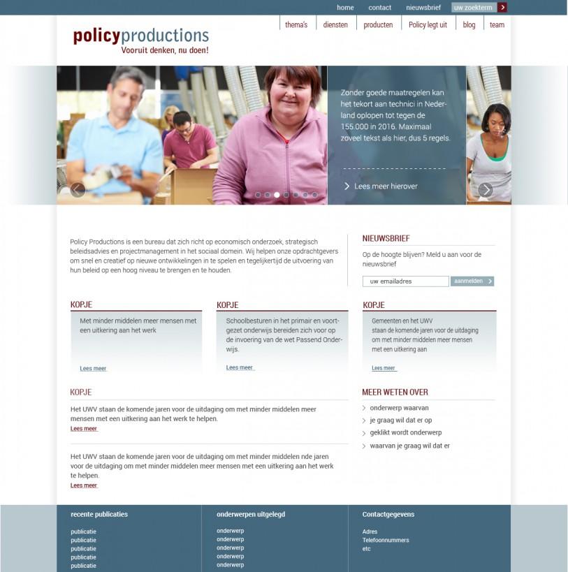 webdesign PP home2