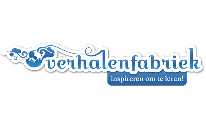 Ontwerp Logo Verhalenfabriek