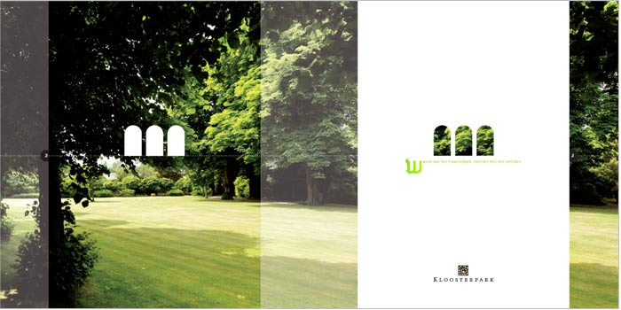 Kloosterpark verkoop brochure