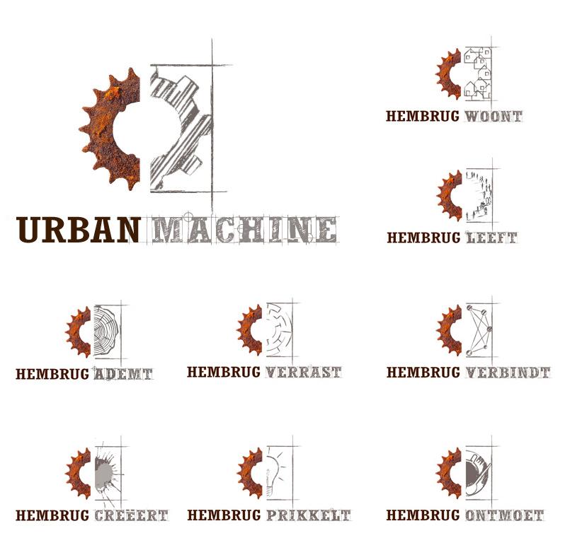 logo plus variaties