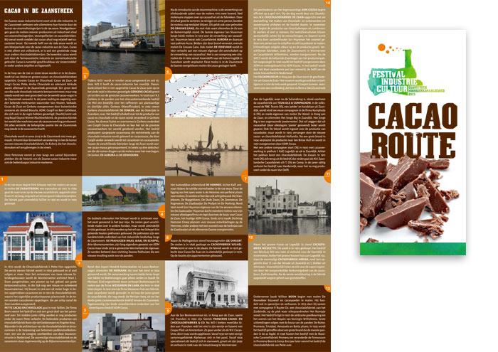 Geschiedenis Cacao in de Zaanstreek