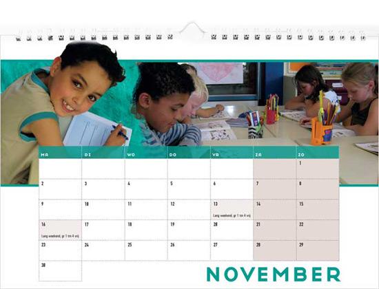 school-informatie-kalender